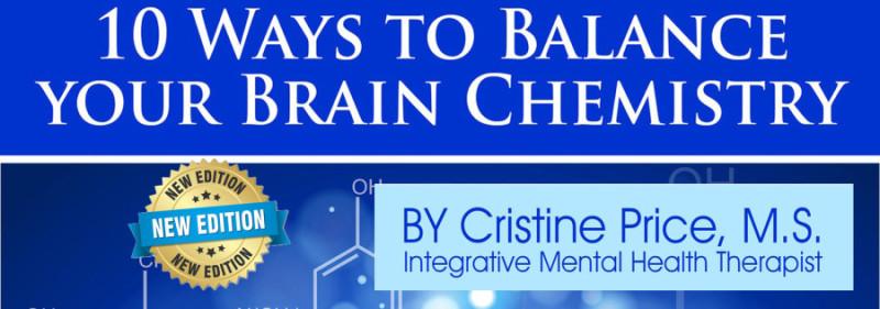 New Ways to Balance Brain Chemistry