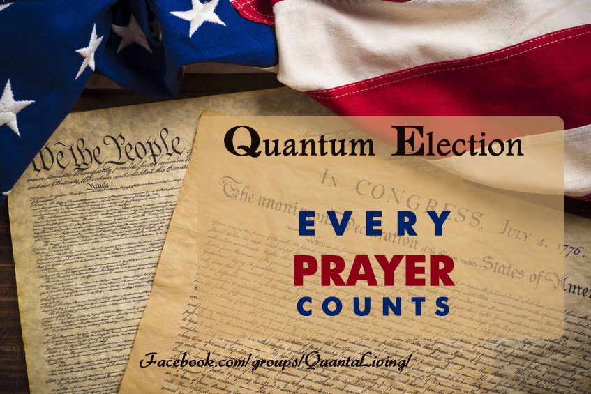 Every Prayer Counts, but QE is Exponential